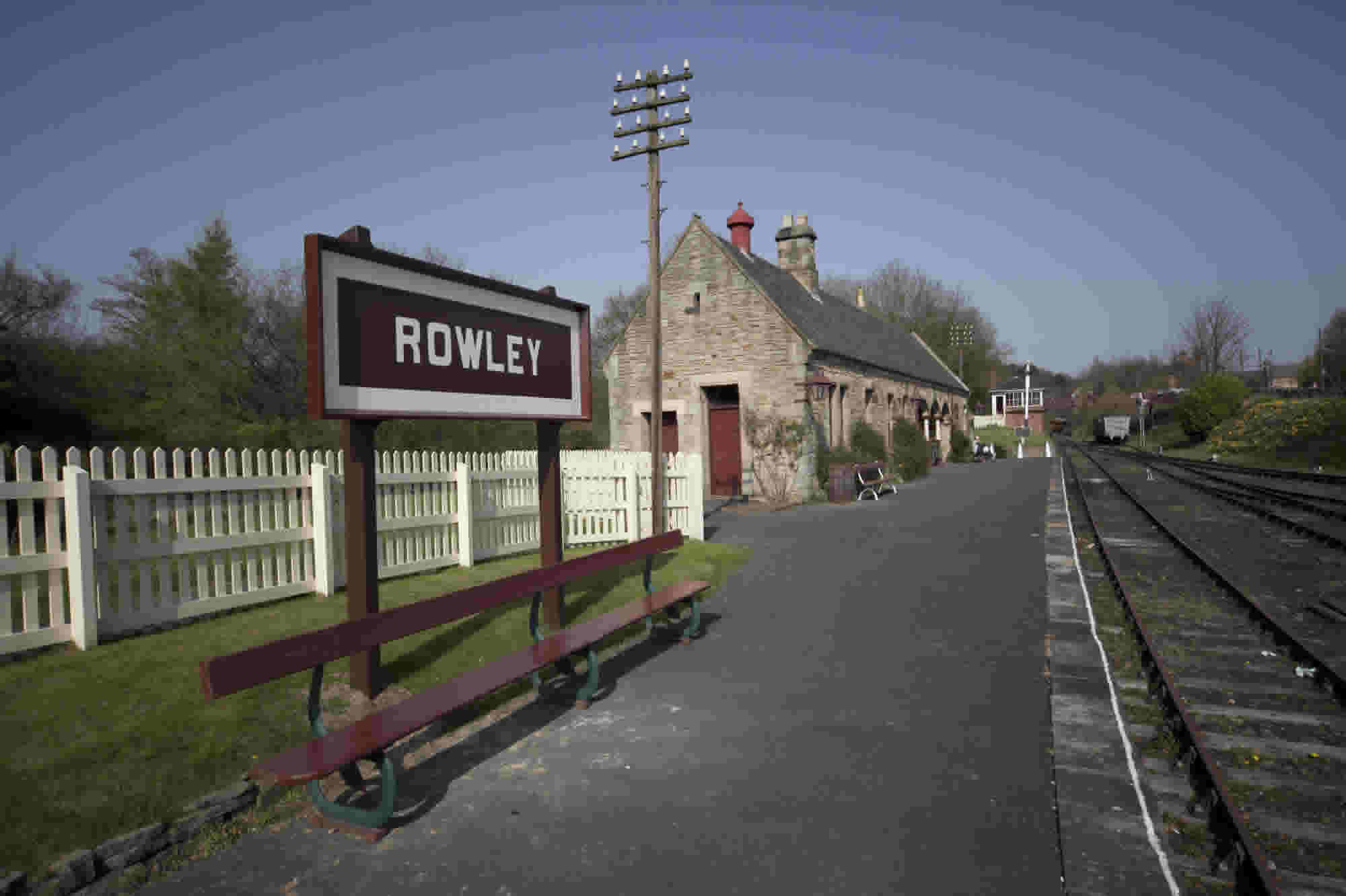 Rowley Station