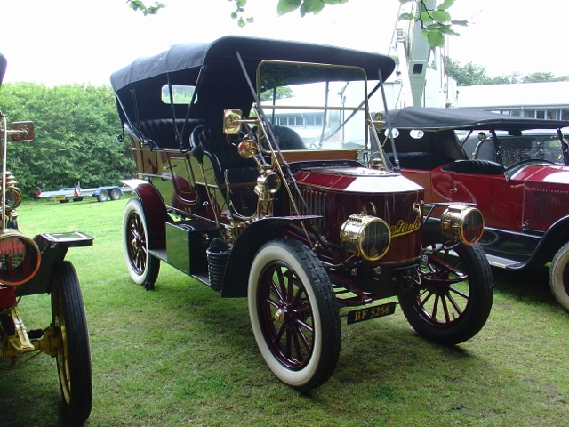 Stanley Steam Car